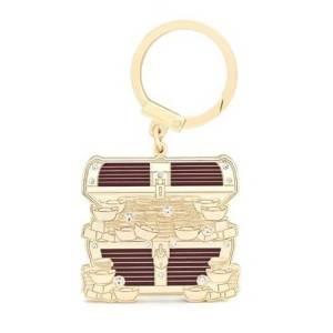 Treasure Chest Amulet Keychain1