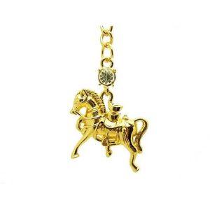 Wind Horse Keychain Amulet1