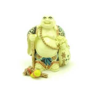7 Inch Standing Laughing Buddha1