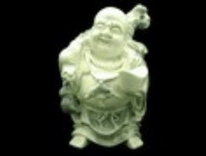 7 Marble Travelling Laughing Buddha
