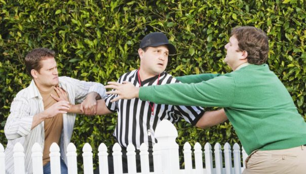 Bad Neighbors: How To Deal With Them