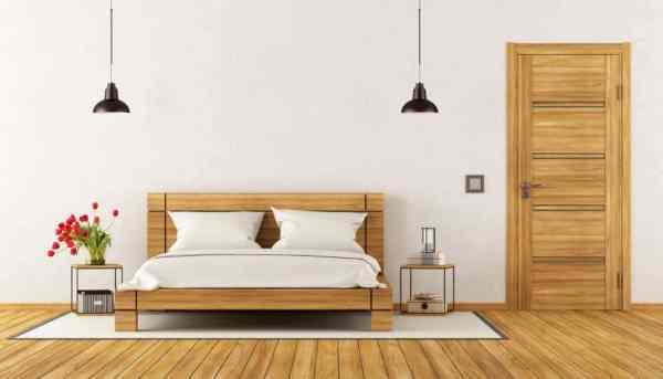 Bed-Aligned-with-Door-feng-shui