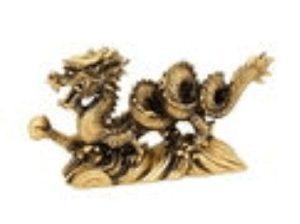 Brass Color Century Dragon