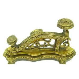 Brass Ru Yi Scepter1