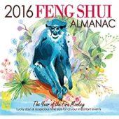 Feng Shui Almanac Calendar 2016