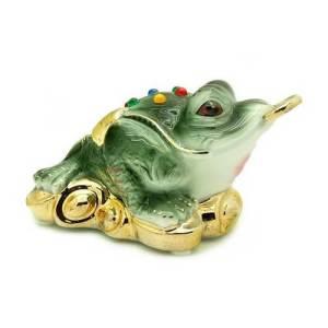 Money Frog on Treasures1