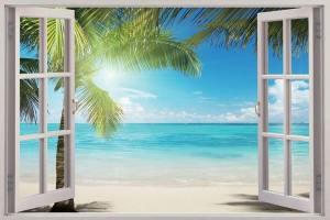 Open Window Mural
