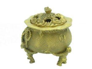 Wealth Pot Incense Burner3