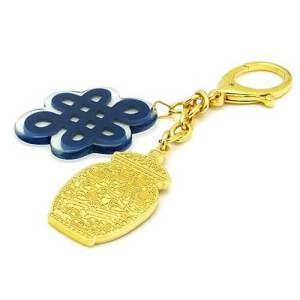 Wealth and Income Talisman Key Chain1