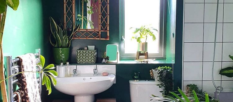 feng shui bathroom