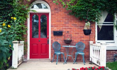 fengshui-front-door-red
