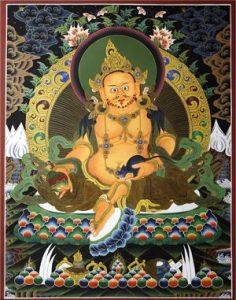 yellow-jambhala