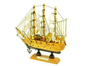 6 inch Wealth Sailing Ship For Wealth Accumulation4