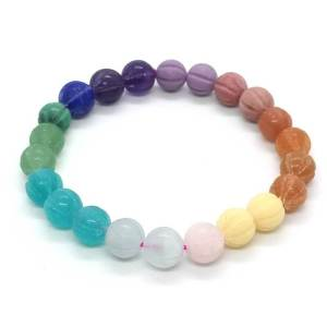 Assorted Treasure Colorful Crystal Bracelet 多宝1