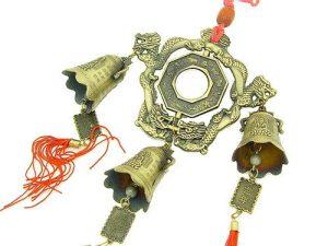 Bagua Twelve Zodiac Amulet Bells For Protection1