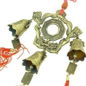 Bagua Twelve Zodiac Amulet Bells For Protection1