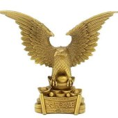 Brass Eagle for Success1
