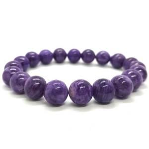 Charoite Crystal Bracelet1