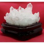Clear Quartz Crystal Cluster (B) 白水晶1