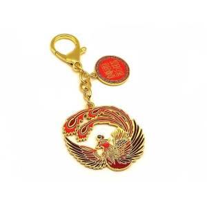 Crimson Phoenix Lunar Mansion Talisman1