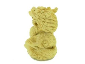 Dragon Grasping Ball Carving For Success1
