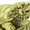 Dragon Tortoise On A Bed Of Treasures And Bagua5
