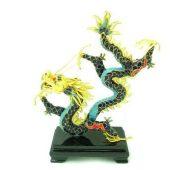 Enamel Cloisonné Dragon of Ambition1