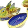 Enamel Mandarin Ducks For Marital Bliss Jewel Box (L)8