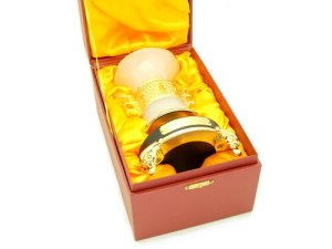 Exquisite Golden Vase Filled With Goodies1