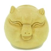 Fortune Pig Carving1