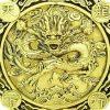 Good Fortune Dragon With Mystic Knot Talisman3