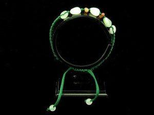 Jade Heart Shape Bracelet1
