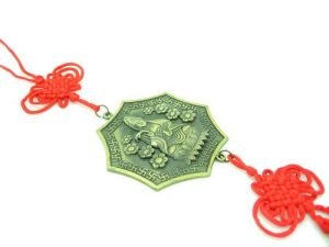 Kuan Yin Amulet with Pakua for Protection1