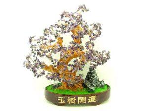 Large Amethyst Crystal Feng Shui Tree1