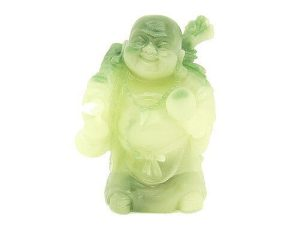 Laughing Buddha With Big Sack And Fan1