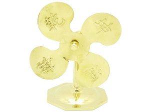 Lucky Feng Shui Fan (L)1