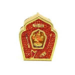 Manjushri Gau Scholastic Success Amulet1
