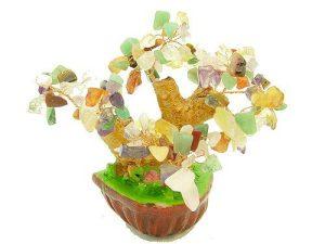 Mix Gem Crystal Tree1