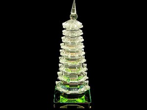 Nine-Level Crystal Pagoda1