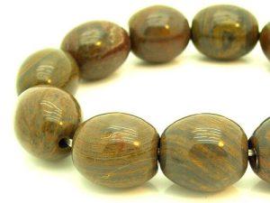 Tibetan Oval Beads Bracelet