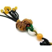 a-pair-of-tiger-s-eye-pi-yao-with-yellow-jasper-beads-tassel-1