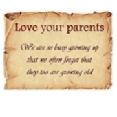 Feng Shui Gifts for Parents