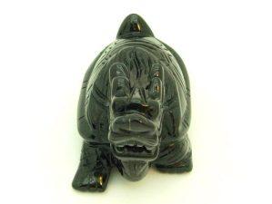 Obsidian Crystal Dragon Tortoise (M)