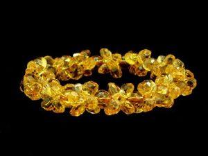 Vivid_Flowery_Citrine_Bracelet_1