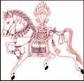 tibetan wind horse