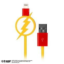 DC 正義聯盟 行動電源/Lightning 充電線 -