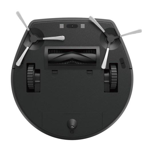 Tubbot 智小兔負離子掃地機器人 (滾刷版) 時尚純黑 - Black 背面