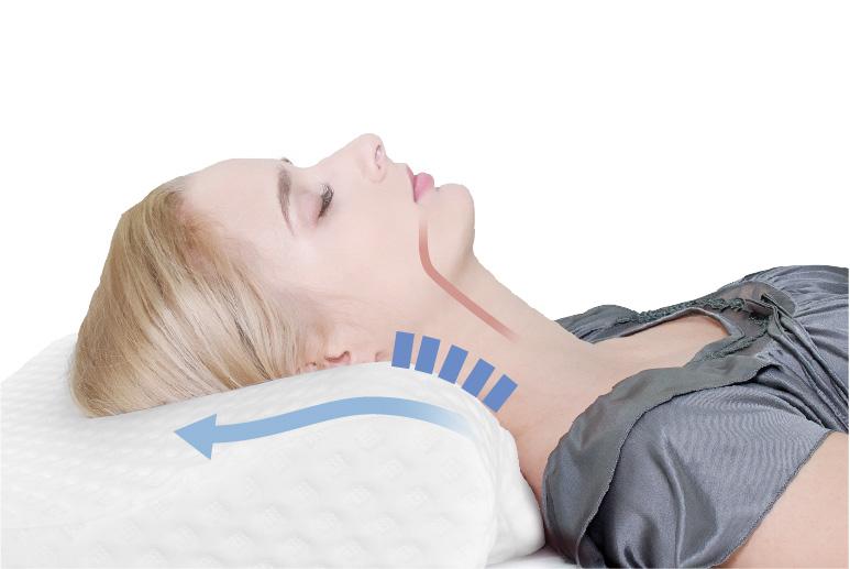 bgreen 全方位防蹣釋壓枕 (放鬆、止鼾超好用) - P2 W1180 09
