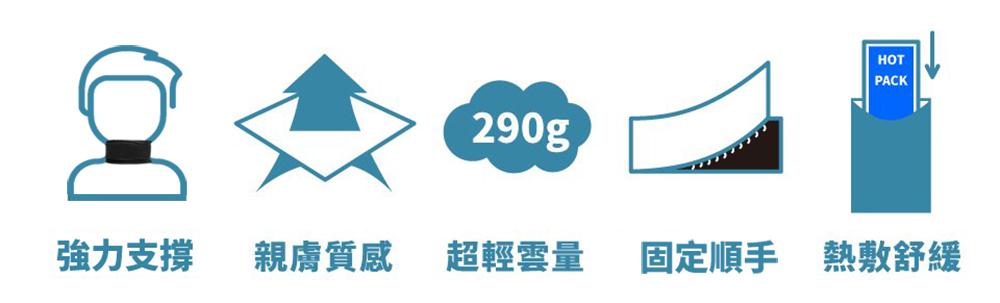 【限時獨家預購】咕咕雲|低頭族世代的護頸好幫手 - M gucloud 05