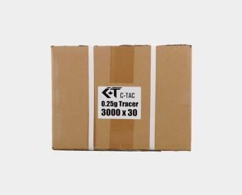 C-TAC 0.25g Tracer BB Case